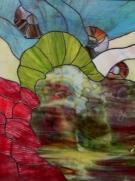 Glas Bild